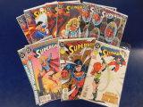 (10) ASSORTED SUPERBOY & SUPERGIRL COMIC BOOKS - DC COMIC