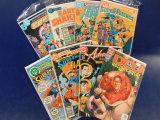 (8) ASSORTED SUPER HERO's COMIC BOOKS