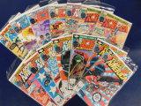 (14)  TEAM AMERICA COMIC BOOKS - MARVEL COMIC