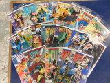 (20) WOLVERINE COMIC BOOKS - MARVEL COMIC