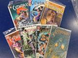 (7) CATWOMAN COMIC BOOKS - DC COMIC