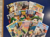(16) WONDER WOMAN COMIC BOOKS - DC COMIC