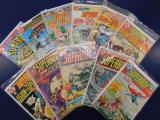 (11) SUPERBOY COMIC BOOKS - DC COMICS
