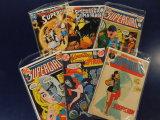 (6) SUPERGIRL COMIC BOOKS - DC COMICS