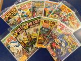 (12) KID COLT COMIC BOOKS - MARVEL COMICS
