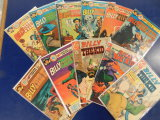 (11) BILLY THE KID COMIC BOOKS - CHARLTON COMICS
