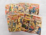 (11) TWO GUN KID WESTERN COMIC BOOKS - MARVEL COMICS