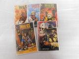 (5)  JONAH HEX  COMIC BOOKS - DC VERTIGO COMICS