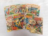 (11)  DAREDEVIL COMIC BOOKS - MARVEL COMICS