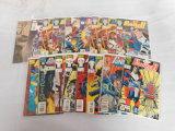 (16) THE PUNISHER COMIC BOOKS, - MARVEL COMICS