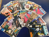 (15) THE PUNISHER COMIC BOOKS - MARVEL COMICS