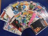 (16) LEGION OF SUPER HEROS COMIC BOOKS - DC COMICS