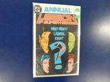 (3) LEGION OF SUPER HEROS ANNUALS - DC COMICS