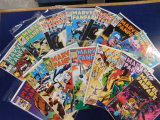 (15) MARVEL FANFARE COMIC BOOKS - MARVEL COMICS