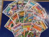 (16) DEFENDERS COMIC BOOKS - MARVEL COMICS