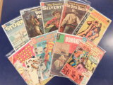 (9) MISC. WESTERN COMIC BOOKS - VARIOUS PUBLISHERS