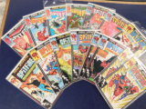 (15) SPITFIRE COMIC BOOKS - MARVEL COMICS