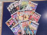 (13) STAR BRAND COMIC BOOKS - MARVEL COMICS