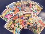 (12) DR. STRANGE COMIC BOOKS - MARVEL COMICS