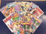 (13) X-FORCE COMIC BOOKS - MARVEL COMICS