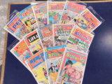 (14) MISC. ARCHIE COMIC BOOKS - ARCHIE COMICS