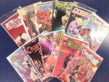 (11) MISC. MATURE READER COMIC BOOKS - VARIOUS PUBLISHERS