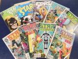 (8) MISC. COMIC BOOKS - DC COMIC