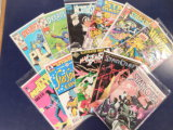 (11) MISC. COMIC BOOKS - VARIOUS PUBLISHERS