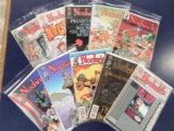 (10) NODWICK COMIC BOOKS  - DORK STORM COMICS