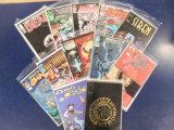 (12) MISC. COMIC BOOKS - IMAGE COMICS