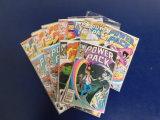 (11) POWER PACK COMIC BOOKS - MARVEL COMICS