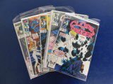 (5) CLOAK & DAGGER COMIC BOOKS - MARVEL COMICS