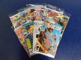 (11) X- FACTOR COMIC BOOKS - MARVEL COMICS