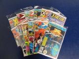 (12) X-FACTOR COMIC BOOKS - MARVEL COMICS