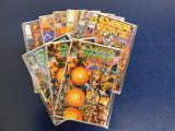 (9) CYBER FORCE ZERO COMIC BOOKS - IMAGE COMICS