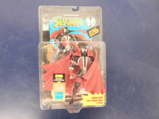 "1994 TODD TOYS ""SPAWN"" ACTION FIGURE"