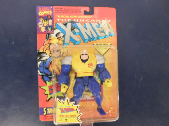 "1993 X-MEN ""STRONG GUY"" ACTION FIGURE"