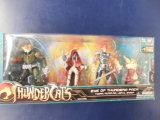 2011 THUNDER CATS ACTION FIGURE PLAY SET NOS