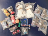 BULK LOT MISC. PROMOTIONAL  TOYS