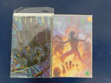 ALIENS BOOK 1 & 2  - DARK HORSE COMICS