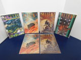 (6) ALIEN COMIC BOOKS - DARK HORSE COMICS