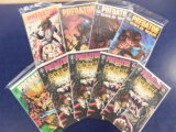 (10) PREDATOR COMIC BOOKS - DARK HORSE COMICS