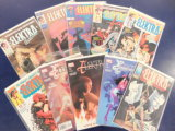 (10) ELEKTRA MATURE READER COMIC BOOKS - MARVEL & EPIC COMICS
