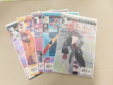 (5) ELEKTRA GLIMPSE & ECHO MATURE READER COMIC BOOKS - MARVEL KNIGHTS