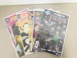 (5) STAR TREK & NEXT GENERATION COMIC BOOKS - VARIOUS PUBLISHERS