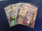 (8) WOLVERINE COMIC BOOKS - MARVEL COMIC