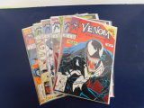 (6) VENOM COMIC BOOKS - MARVEL COMIC
