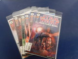 (6) STAR WARS DARK FORCE RISING COMIC BOOKS - DARK HORSE COMIC