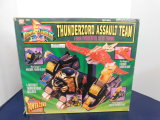 1994 BAN DAI POWER RANGERS THUNDERZORD ASSAULT TEAM