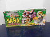 1994 BAN DAI POWER RANGERS SABA THE TALKING TIGER SABER
